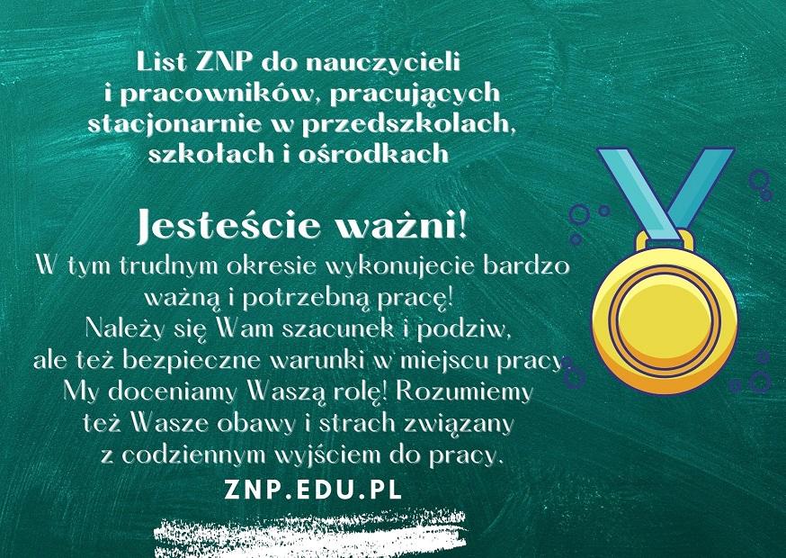 List ZNP